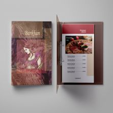 Binder Stationery Brand Mockup Страница 2
